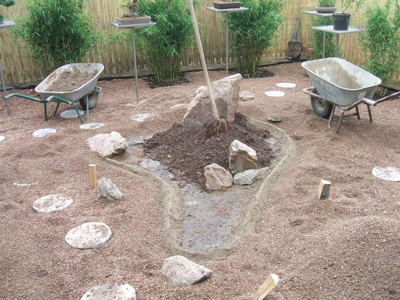 Gartengestaltung Japanischer Garten, leichtigkeit und tiefe - gartengestaltung in friedland, göttingen, Design ideen